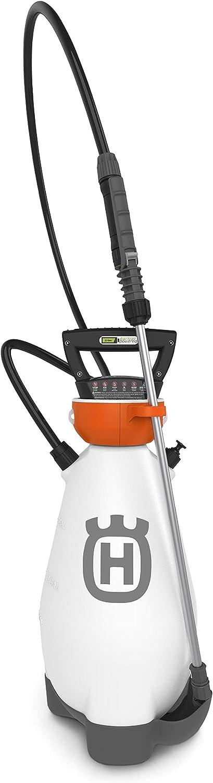 Husqvarna 598967601 Battery Sprayer, 2 Gallon, White