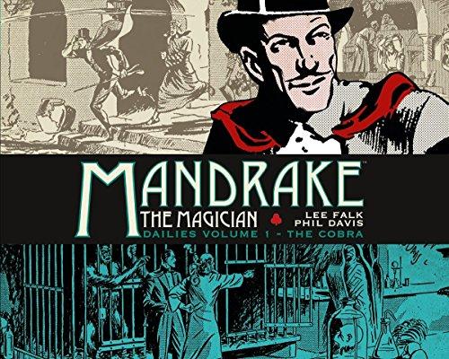 Mandrake the Magician: Dailies Volume 1 - The Cobra