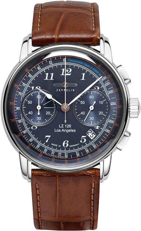 Zeppelin Watch 245801-00.: Amazon.de: Uhren