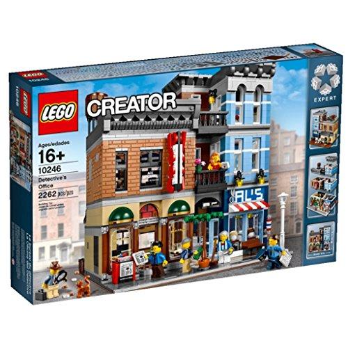 레고 크리에이터 10246 탐정 사무소 / LEGO Creator Detective's Office