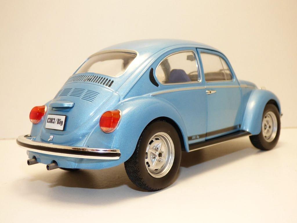 Solido S1800508 1:18 VW K/äfer 1303 Big blau Ma/ßstab 1974