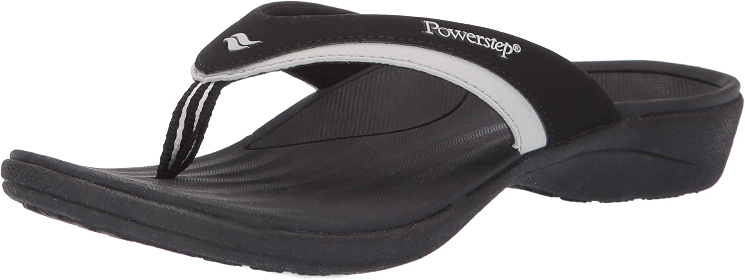 Powerstep Orthotic Recovery Sandals for
