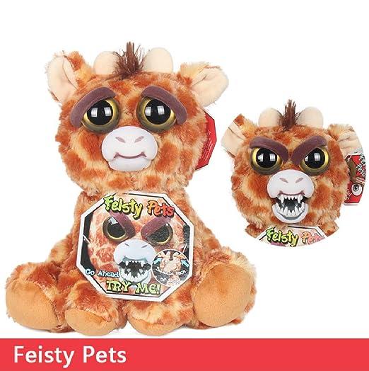 Feisty Pets Peluche Ciervo de Sika William Mark decoración ...