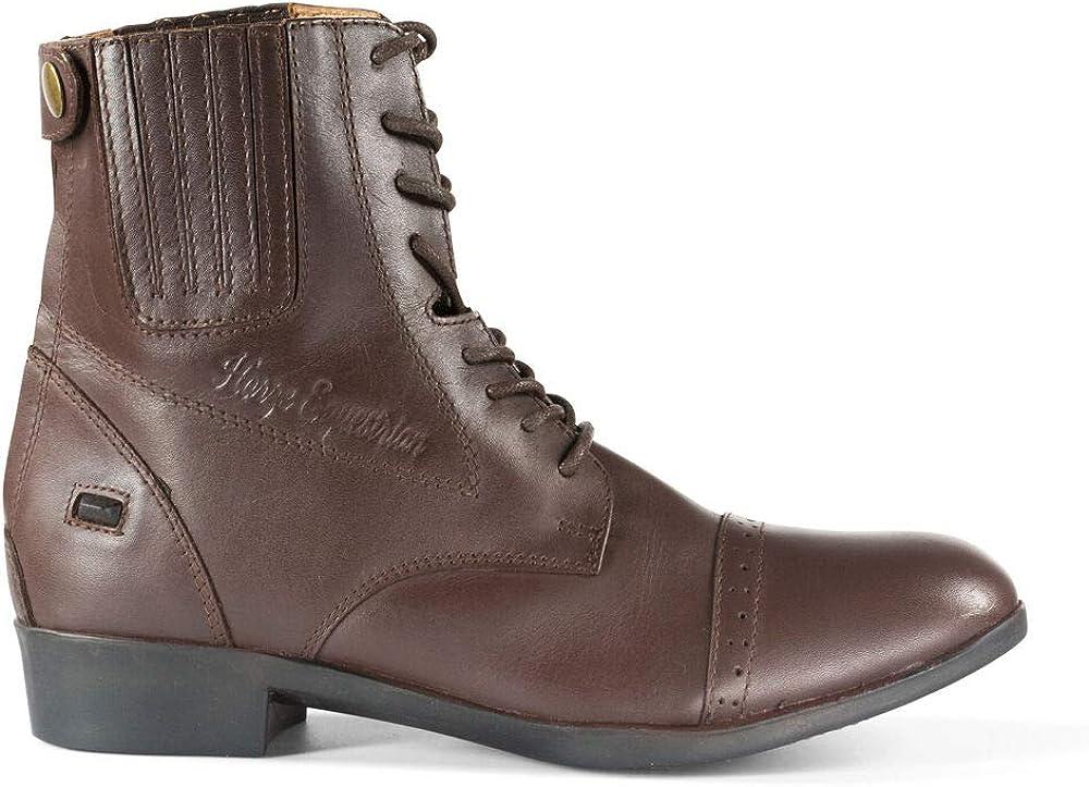 HORZE Boots Jodhpurs Hamptons Marron