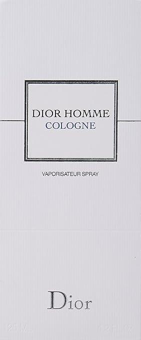 f1025daec02 Amazon.com   Christian Dior Cologne Spray for Men