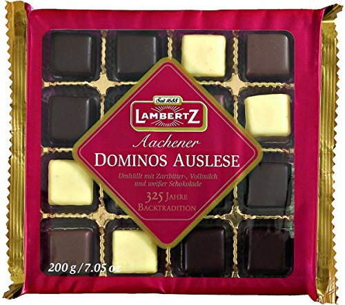 Lambertz Aachener Dominos Selection, 7.05 Oz - 200g by Lambertz