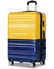 Wanderlite Suitcase Lightweight Hard Suit Case Luggage