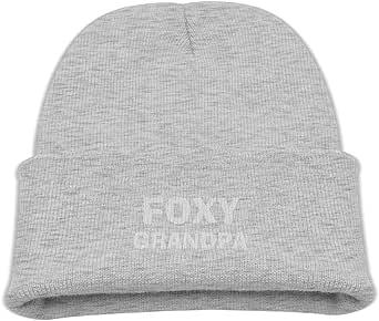 ADGoods Kids Children Foxy Grandpa Beanie Hat Knitted Beanie Knit Beanie For Boys Girls Gorra de béisbol para niños