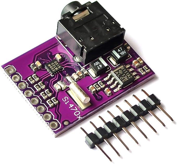 Si4703 Fm Tuner Evaluierungsplatine Radio Tuner Platine Baumarkt