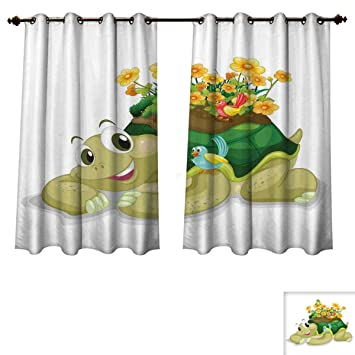 Amazon com: RuppertTextile Reptile Bedroom Thermal Blackout