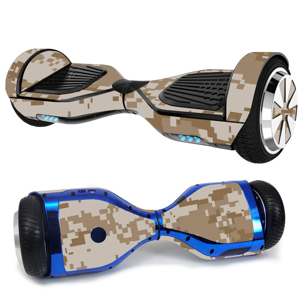 and Change Styles Protective Gray Camouflage MightySkins Skin Compatible with Hover-1 H1 Hoverboard Scooter Remove and Unique Vinyl Decal wrap Cover Made in The USA Durable Easy to Apply