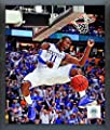 "John Wall University of Kentucky Wildcats 2010 Action Photo (Size: 12"" x 15"") Framed"