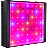 MARSHYDRO ECO 100W LED Grow Light Full Spectrum for Hydroponic Indoor Plants Growing Veg and Flower