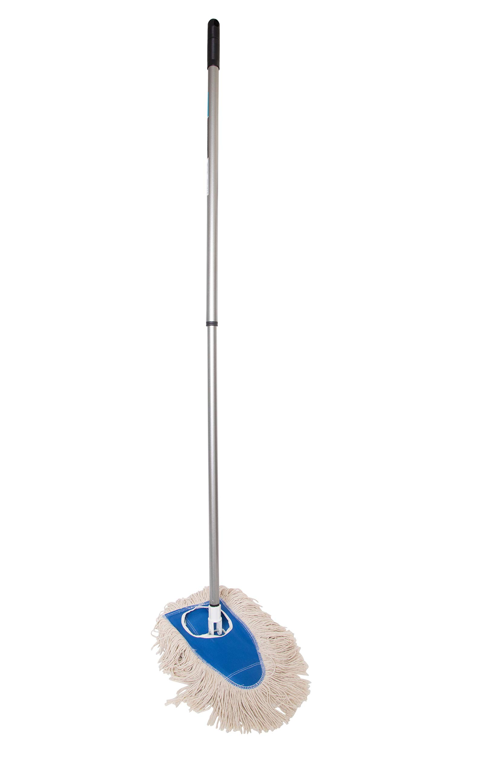 Fuller Brush Dry Mop Head with Frame & Adjustable Telescopic Handle (Dry Mop Complete) by Fuller Brush (Image #2)