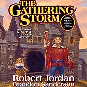 The Gathering Storm Hörbuch