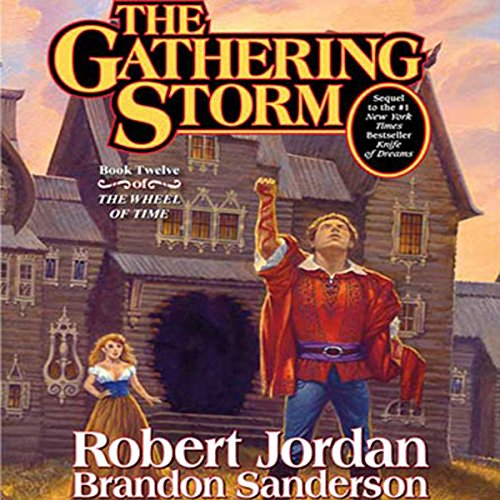 The Gathering Storm: Book Twelve of the Wheel of Time Audiobook [Free Download by Trial] thumbnail