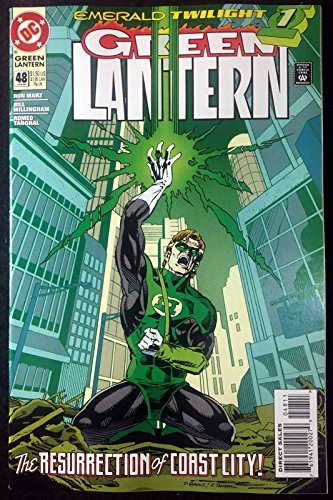 Green Lantern (1990) #48 49 50 51 complete set VF/NM (9.0) 1st app Kyle Raynor