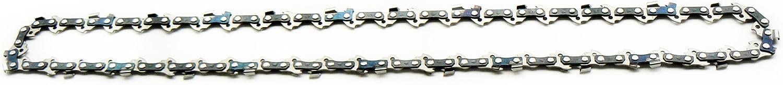"Sierra de cadena compatible con still MSA 200 35 cm 3//8/"" LP 50 TG 1,1mm halbmeißel Chain"