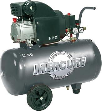 compresseur mercure 50 litres