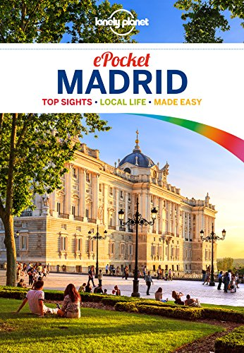 Lonely Planet Pocket Madrid (Travel (Anthony Pocket)