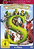 Shrek - Die komplette Geschichte, Teil 1-4 [4 DVDs]