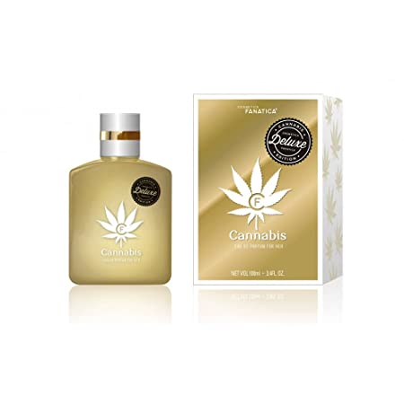 Eau de Parfum Damen – Cannabis – Edition begrenzt Deluxe Gold 100 ml – Cosmetica fanatica