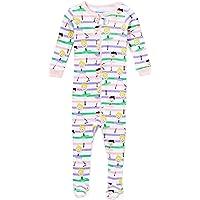 elowel | Pijamas De Niñas | Bebé, Pequeño, Chicas, Ropa De Dormir | 1 Pieza | 6m, 12-18m 18-24 Meses, 2 3 4 5 Anos…
