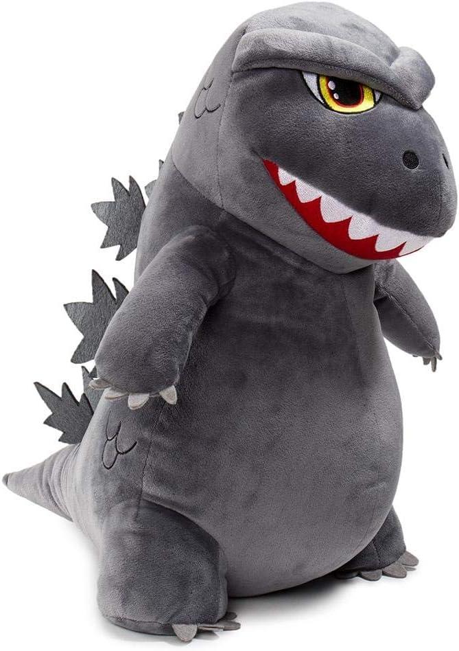 Ty Puppies Stuffed Animals, Amazon Com Godzilla 16 Hug Me Plush Standard Kidrobot Toys Games