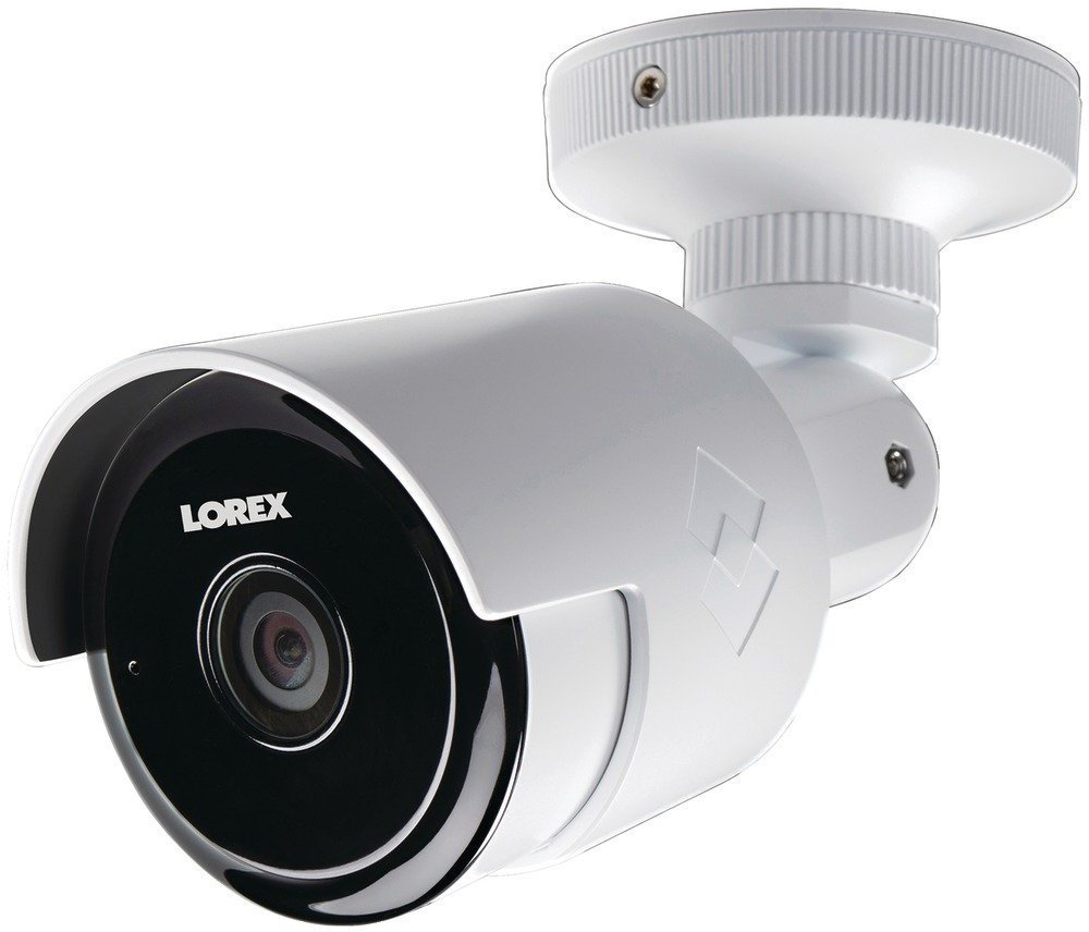 Lorex FXC33V 2K 4MP Outdoor Wi-Fi Bullet Security Camera HD Ultra Wide Angle