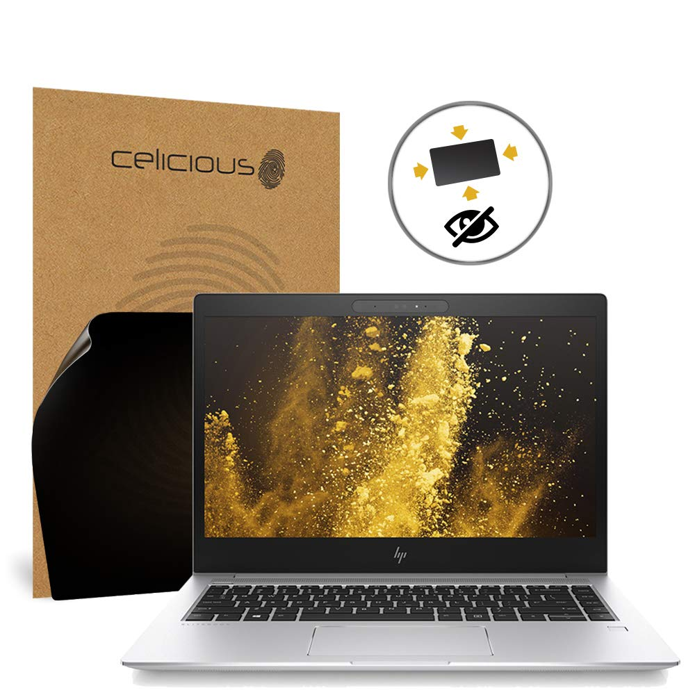 Celicious Privacy Plus 4-Way Anti-Spy Filter Screen Protector Film Compatible with HP EliteBook x360 1040 G5 (Touch) by Celicious (Image #1)