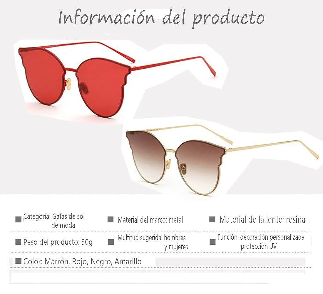 linjinfeng Verano Gafas de sol Metálicas Modernas y Fotos de ...