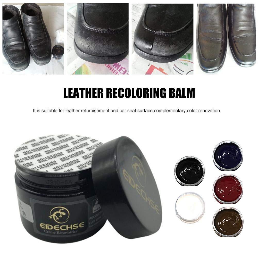 Rich-home Leather Recolouring Balm Renovar Restaurar Reparar ...