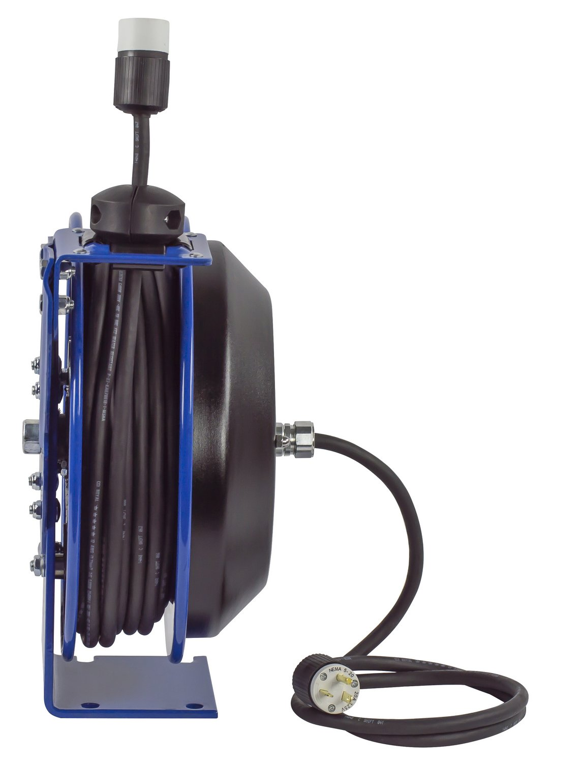 Coxreels PC13-3516-A Spring Rewind SJO Power Cord Reel 115 Volts 13 Amp 35 Length 35/' Length 170-PC13-3516-A