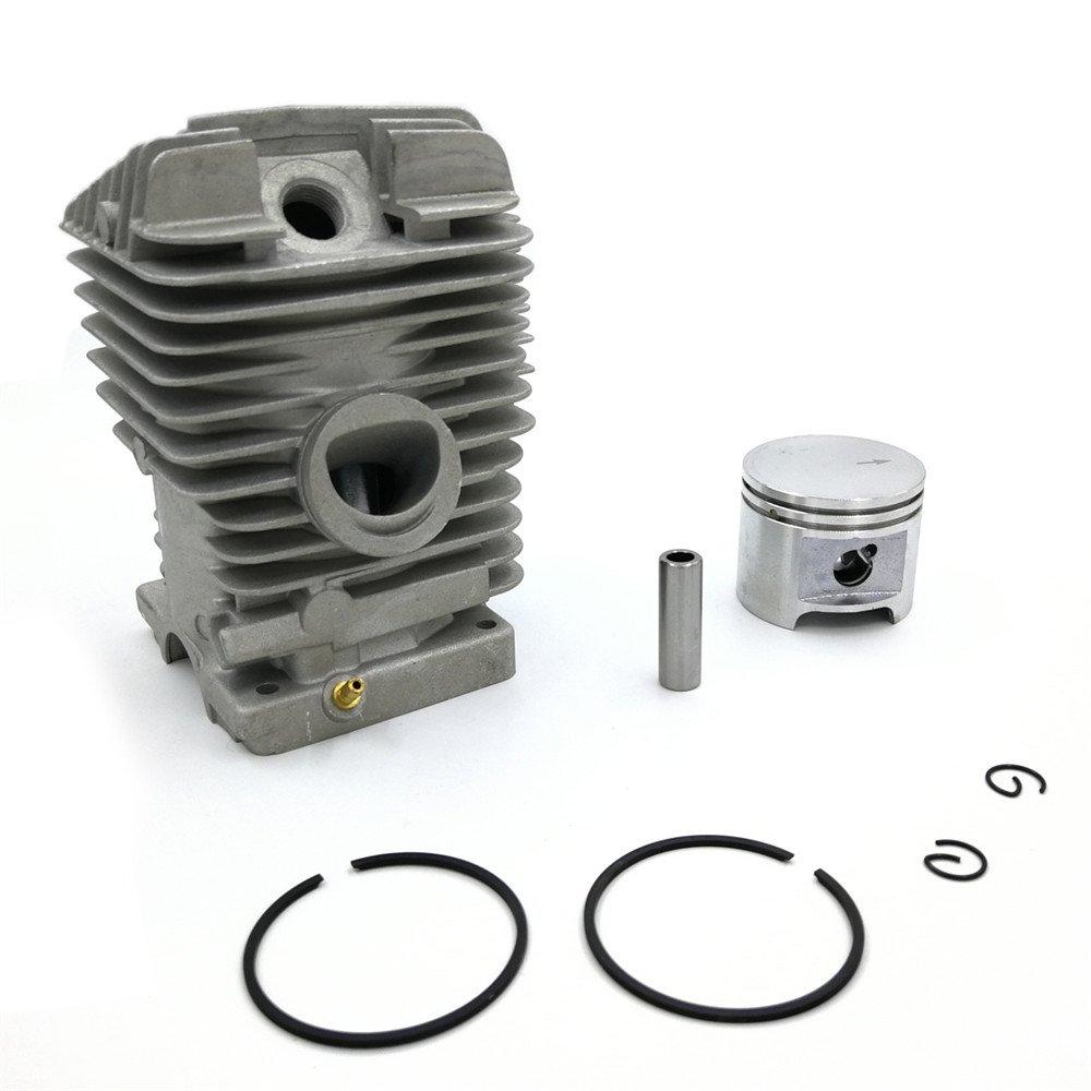49 mm Zylinder Kolben Replica und Pin Ringe Clips Kit fü r Stihl MS390 MS290 MS310 029 039 Kettensä gen Shioshen
