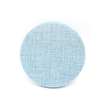 a423395bc MINISO Portable Wireless Fabric Round Bluetooth Speaker for Cell ...