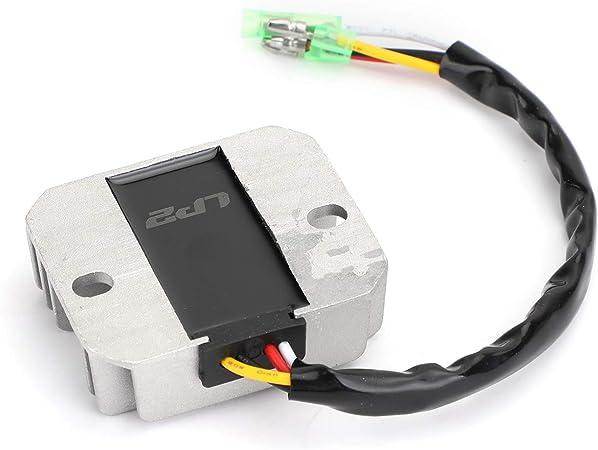 Bruce /& Shark Rectifier Regulator for Suzuki DF4 DF5 DF6 DF9.9 DF15 Outboard Motor 32800-94620