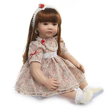 RENYAYA Muñeca de niño 24