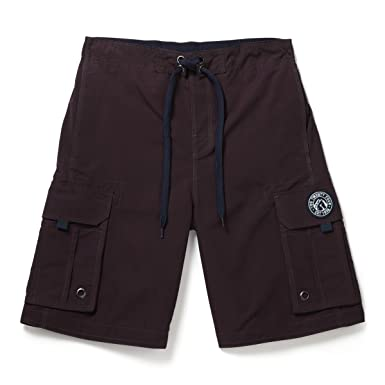 8d013bfa7b TOG 24 Cruz Mens Board Shorts Plum S: Amazon.co.uk: Clothing
