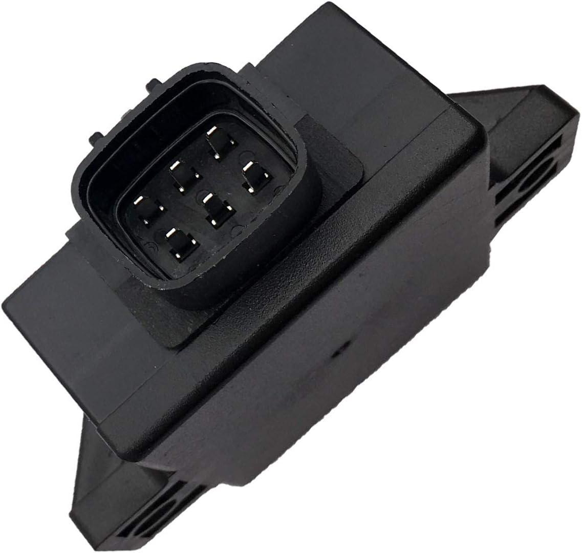 Aokus Ignition Coil Spark Plug CDI Compatible with Kawasaki Bayou 220 KLF220A Bayou 250 KLF250A