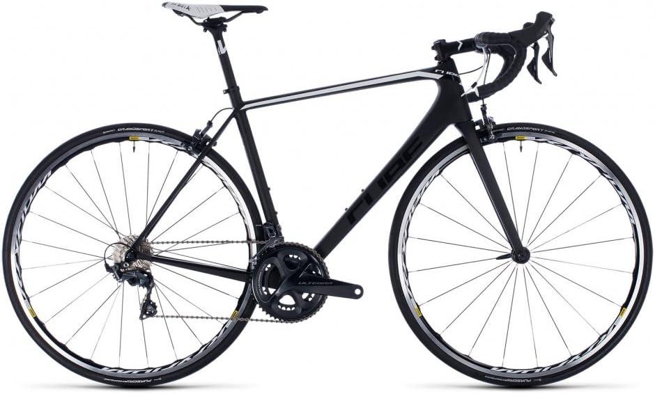 Bicicleta de carretera Cube litening C: 62 Pro Blackline 2018 – 56 cm: Amazon.es: Deportes y aire libre