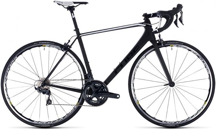 Bicicleta de carretera Cube litening C: 62 Pro Blackline 2018 – 56 ...