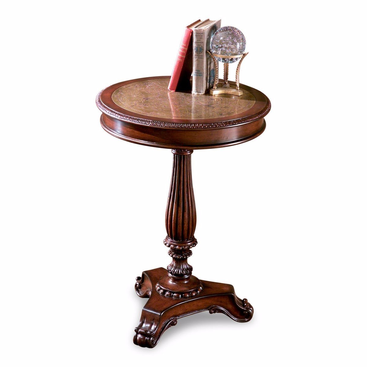 Ambiant ROUND PEDESTAL TABLE