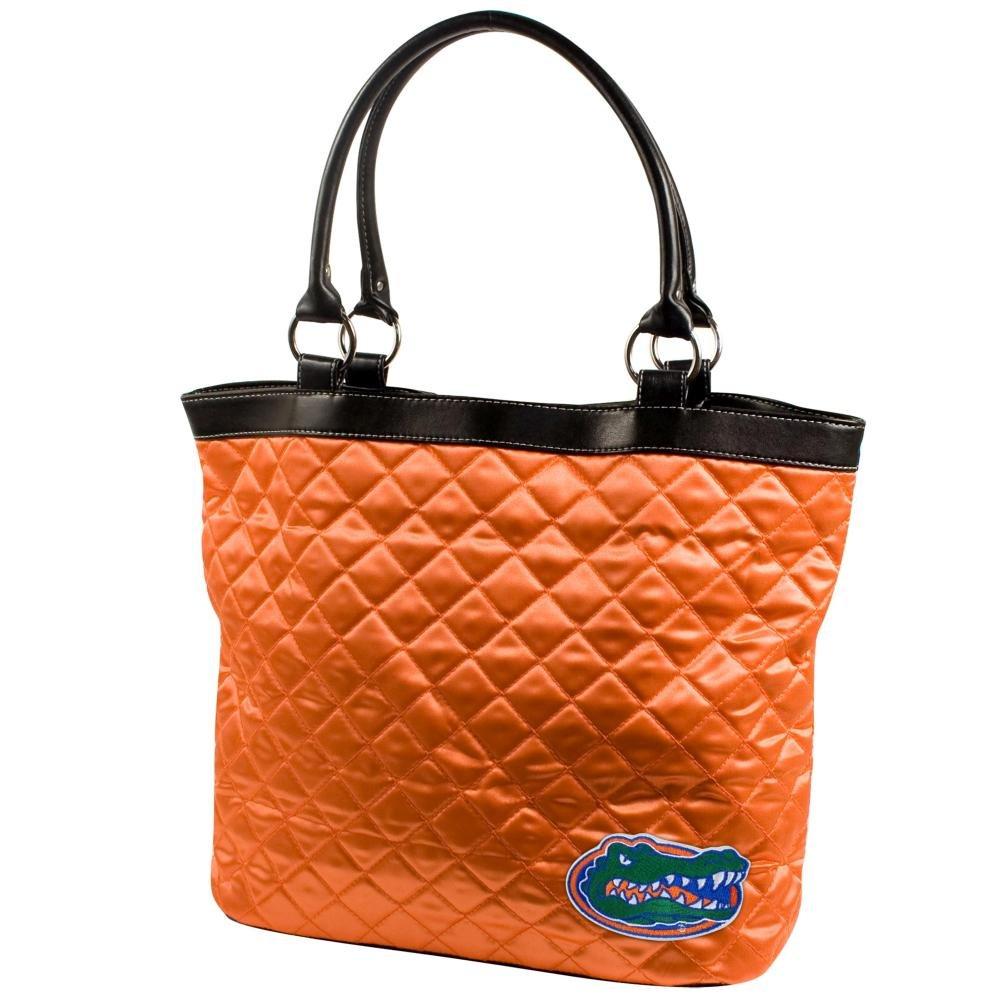 NCAAキルト風トートバッグ B00DWY1PYQ オレンジ|フロリダゲイターズ オレンジ