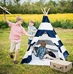 Kids Teepee Tent for Kids, No Toxic Chem...