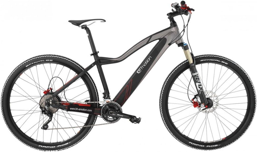 Bicicleta eléctrica BH EVO Pro 29-2016 M: Amazon.es: Deportes y ...