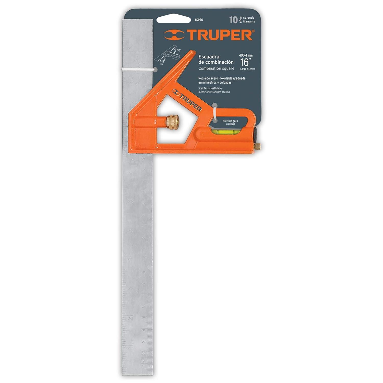 TRUPER ECT-16 Combination Squares 16