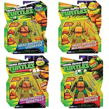 Tortugas Ninja - TMNT Figura de Rocksteady (Giochi Preziosi ...