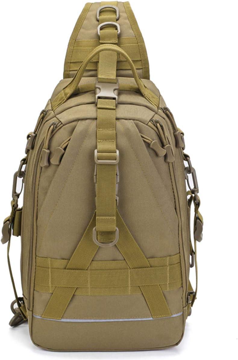 GZTLJ Fishing Tackle Storage Bag Outdoor Shoulder Backpack Fishing Backpack Hunting Backpack