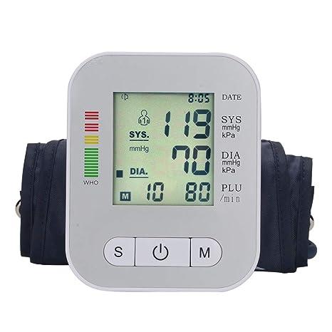 KAIDINUR Monitor de presión Arterial, Monitor de presión Arterial Digital de Brazo Superior para casa