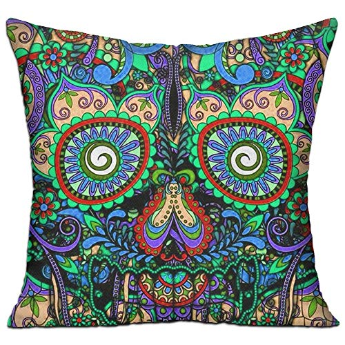 Proud Clothing Vintage Mexican Sugar Skulls Day Of The Dead Flower Heart...